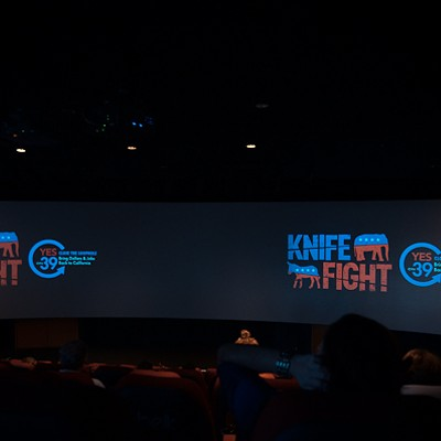 Knife Fight screening 9/5/12