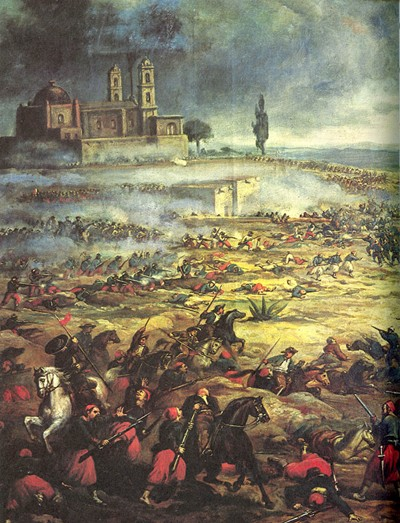 The Battle of Puebla