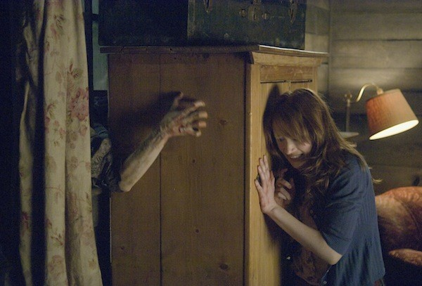 Kristen Connolly in The Cabin in the Woods (Photo: Lionsgate)