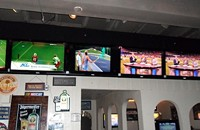 Kylie's Sports Bar and Grill shoots and scores