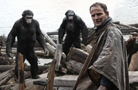 Rise for <i>Dawn of the Planet of the Apes</i>