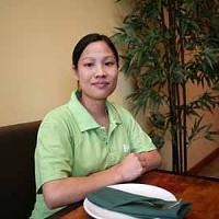 LADY LUCK: Owner Xiu Liu