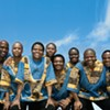 Ladysmith Black Mambazo plays Wingate tonight