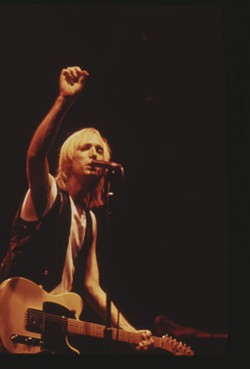 COURTESY LIVE NATION - Last dance for Tom Petty?