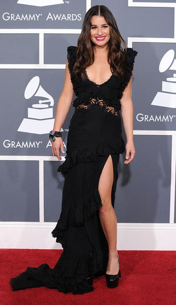 Lea Michele in Pucci
