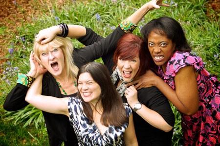 Least Likely Friends - DONNA SCOTT PRODUCTIONS & CIVILIZED FILMS