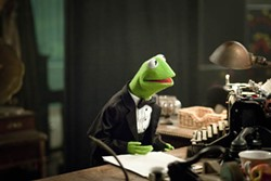 SCOTT GARFIELD / DISNEY - LET'S PUT ON A SHOW: Kermit takes charge in The Muppets