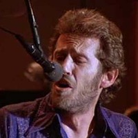 Levon Helm, performing with The Band in a scene from Martin Scorsese's 1978 film The Last Waltz.