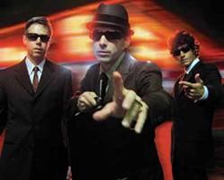 JENNIFER HALL - LICENSE TO ILL: Beastie Boys
