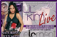 Lil' Kim returns to Charlotte
