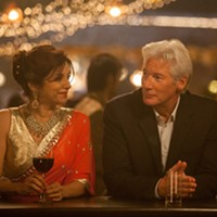 Lillete Dubey and Richard Gere in The Second Best Exotic Marigold Hotel (Photo: Fox Searchlight)