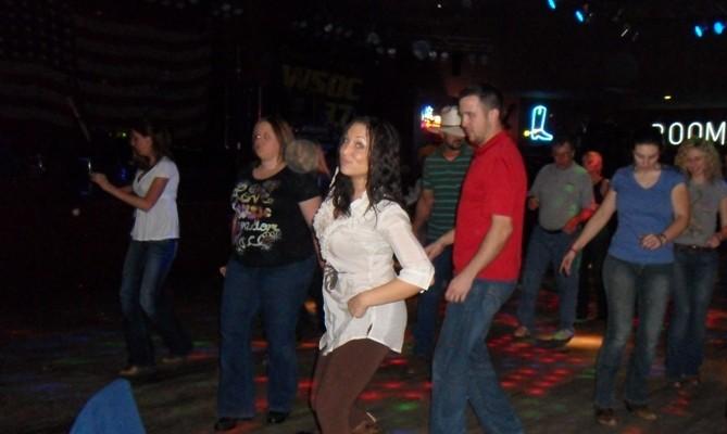 line dance 1