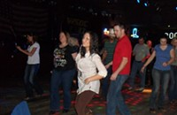 Yee haw y'all, there's free line dancing at Coyote Joe's