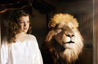 <b>Lion tamer: <i>The Chronicles of Narnia: The Voyage of the Dawn Treader</i></b>