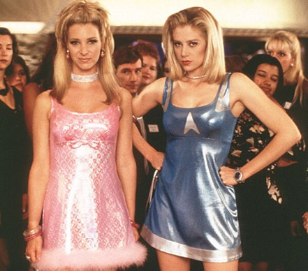 Lisa Kudrow and Mira Sorvino in Romy & Michele's High School Reunion (Photo: Disney)