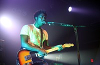 Live photos, setlist: Bloc Party, The Fillmore (1/15/2013)