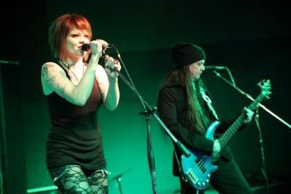 Live photos: Shot Silk, Chop Shop (2/22/2013)