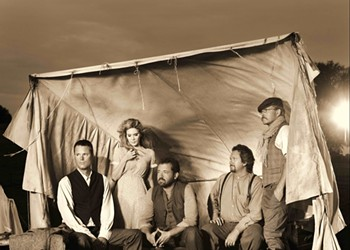 Live Review: Alison Krauss and Union Station, Uptown Amphitheatre, 7/28/2012