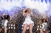 Live review: Beyonce, Time Warner Cable Arena (7/27/13)