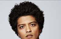 Live review: Bruno Mars, Time Warner Cable Arena (8/21/2013)