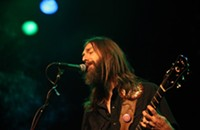 Live review: Chris Robinson Brotherhood, Neighborhood Theatre (11/2/2012)