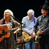 Live review: Emmylou Harris and Rodney Crowell, Belk Theater (4/1/2013)
