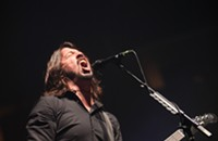 Live review: Foo Fighters