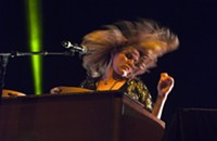 Live review: Grace Potter and the Nocturnals, Uptown Amphitheatre (10/5/2012)