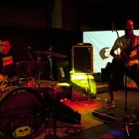 Live review: Husky, 2013 Wolves, Modern Primitives