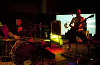 Live review: Husky, 2013 Wolves, Modern Primitives
