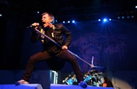 Live review: Iron Maiden, Verizon Wireless Amphitheatre, 6/21/2012