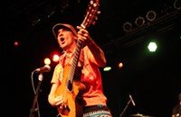 Live review: Manu Chao