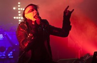 Live review: Marilyn Manson, The Fillmore (7/15/2013)