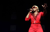 Live review: Mary J. Blige/D'Angelo, Verizon Wireless Amphitheatre (9/16/2012)