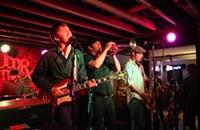 Live review: Monophonics, Double Door Inn, 5/17/2012