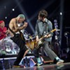 Live review: Red Hot Chili Peppers, Time Warner Cable Arena, 4/6/2012