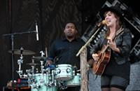 Live review: Serena Ryder, Uptown Amphitheatre (8/16/2013)