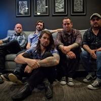 Live review: Taking Back Sunday, The Fillmore (10/8/2014)