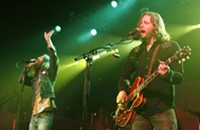 Live Review: The Black Crowes