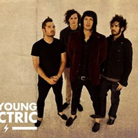 Live review: The Young Electric