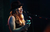 Live review: ZZ Ward, Visulite Theatre (9/27/2013)