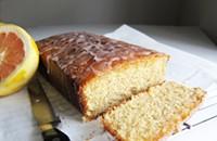 Ina Garten's Lemon Cake ... with a twist