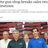 Local gun shop makes national news with huge sales
