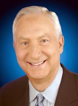 Longtime Channel 9 anchorman Bill Walker