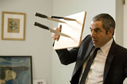 UNIVERSAL - LOOK SHARP: Rowan Atkinson in Johnny English Reborn