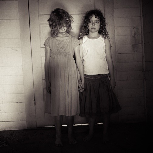 """Lori Vrba, """"Best Friends."""" All images courtesy The Light Factory."""