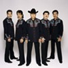 Los Tigres del Norte playing Midnite Rodeo tonight (2/17/13)