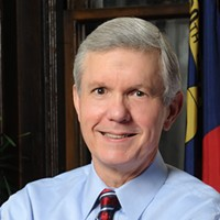 The N.C. Governor's Race: Walter Dalton Q&A