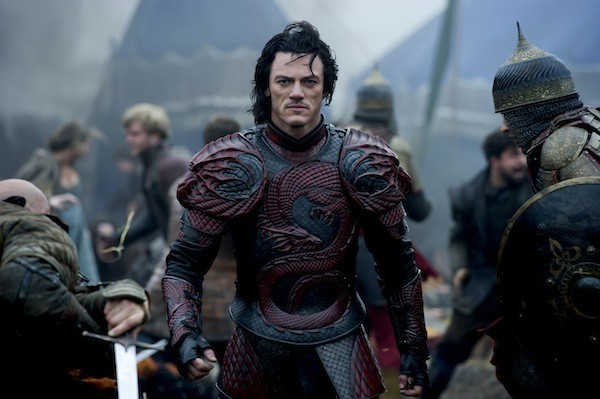 Luke Evans in Dracula Untold (Photo: Universal)