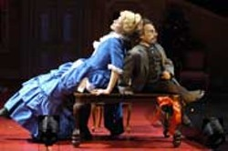 RICHARD TERMINE - MABOU MINES DOLLHOUSE Maude Mitchell and - Ricardo Gil star in superb show at Spoleto
